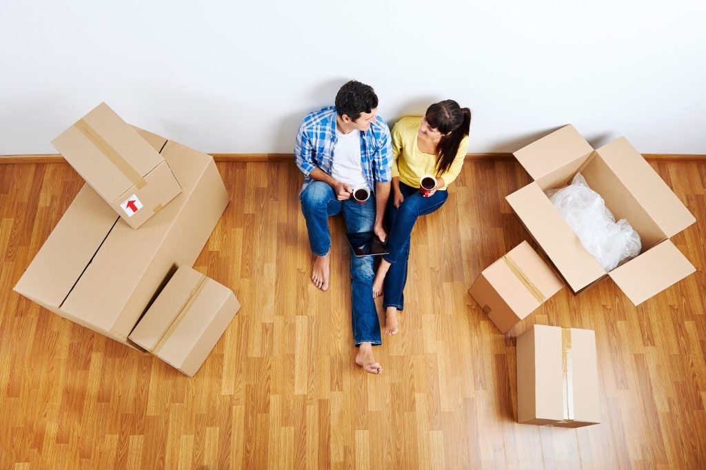 moving to a condo unit