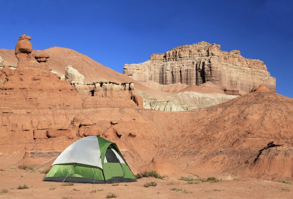 National park in Utah