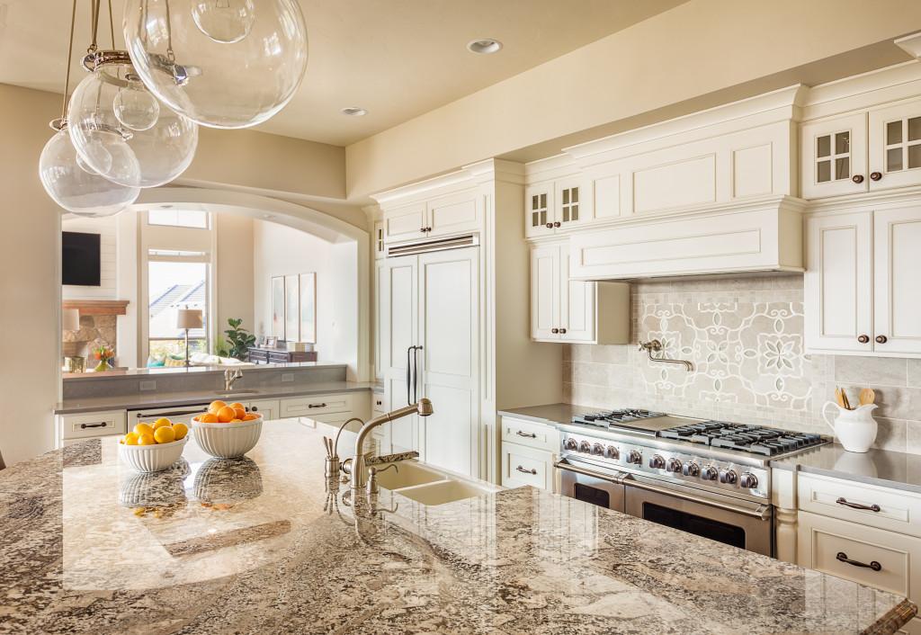 Beautiful New Kitchen Interior